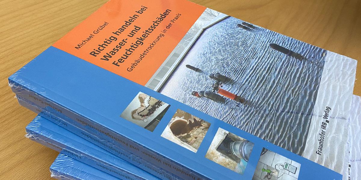 Das erste Fachbuch wurde zum dritten Mal neu aufgelegt!